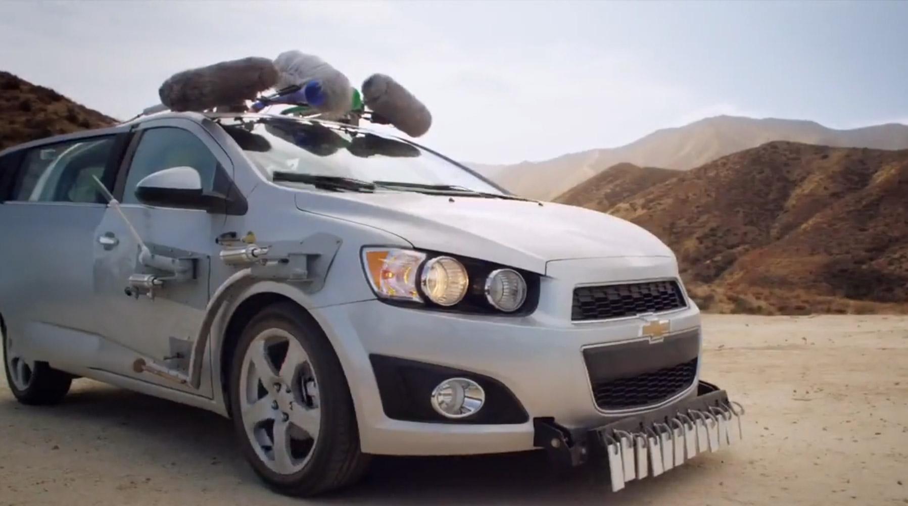 Машина – музыкальный инструмент: самое поразительное видео