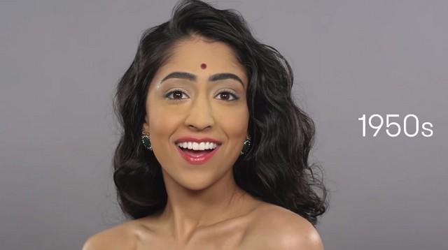 Индия: 100 лет красоты в видео