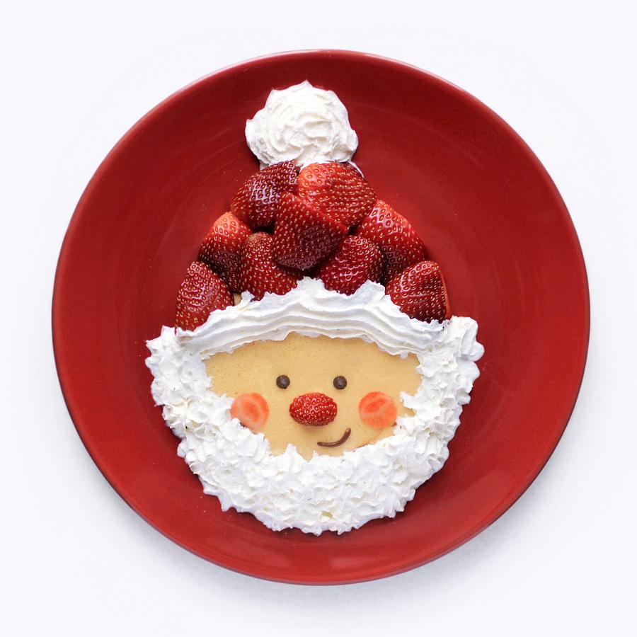 Картины из еды: шедевры фуд-арта