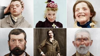 Раритетные фотографии пациентов психиатрических клиник XIX века