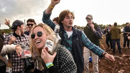 Знаменитые скачки в Нью-Джерси и реки алкоголя