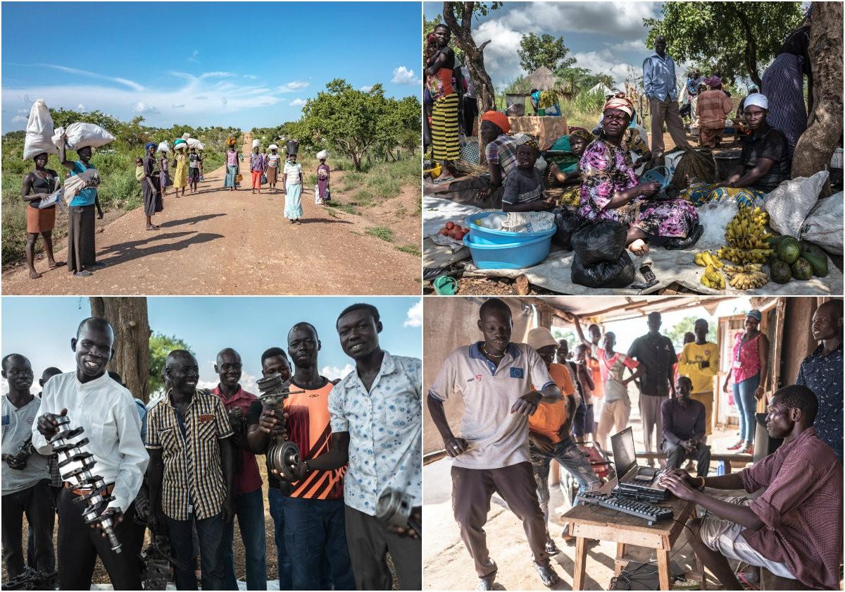 О чем не узнать из новостей: жизнь в самом большом лагере беженцев