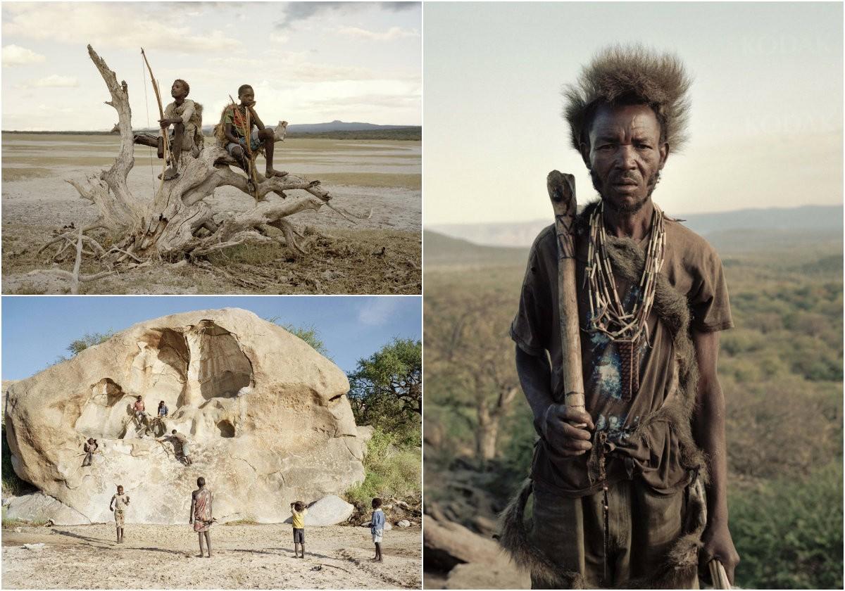 Исчезающий народ Хадза: фоторепортаж о жизни охотников-собирателей