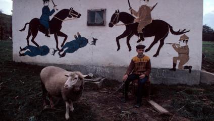 Жизнь Польши начала 1980-х годов в работах фотографа Бруно Барби