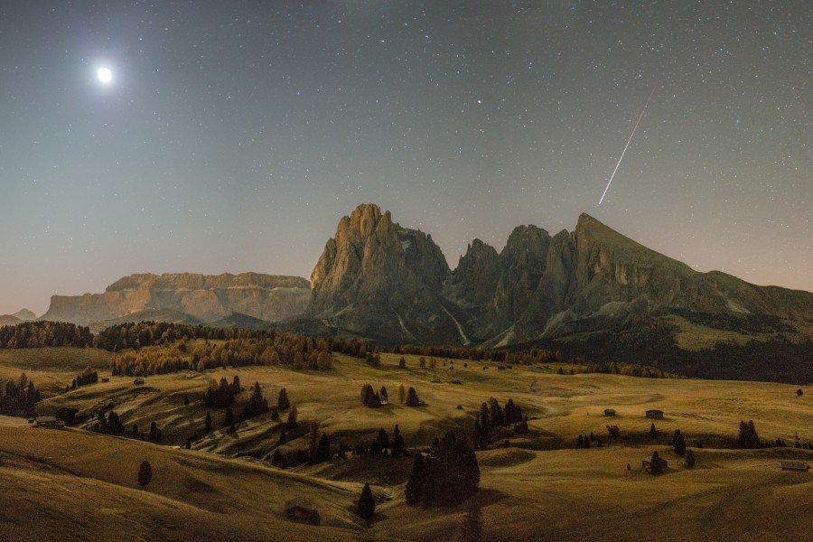 Итоги конкурса астрономической фотографии 2018