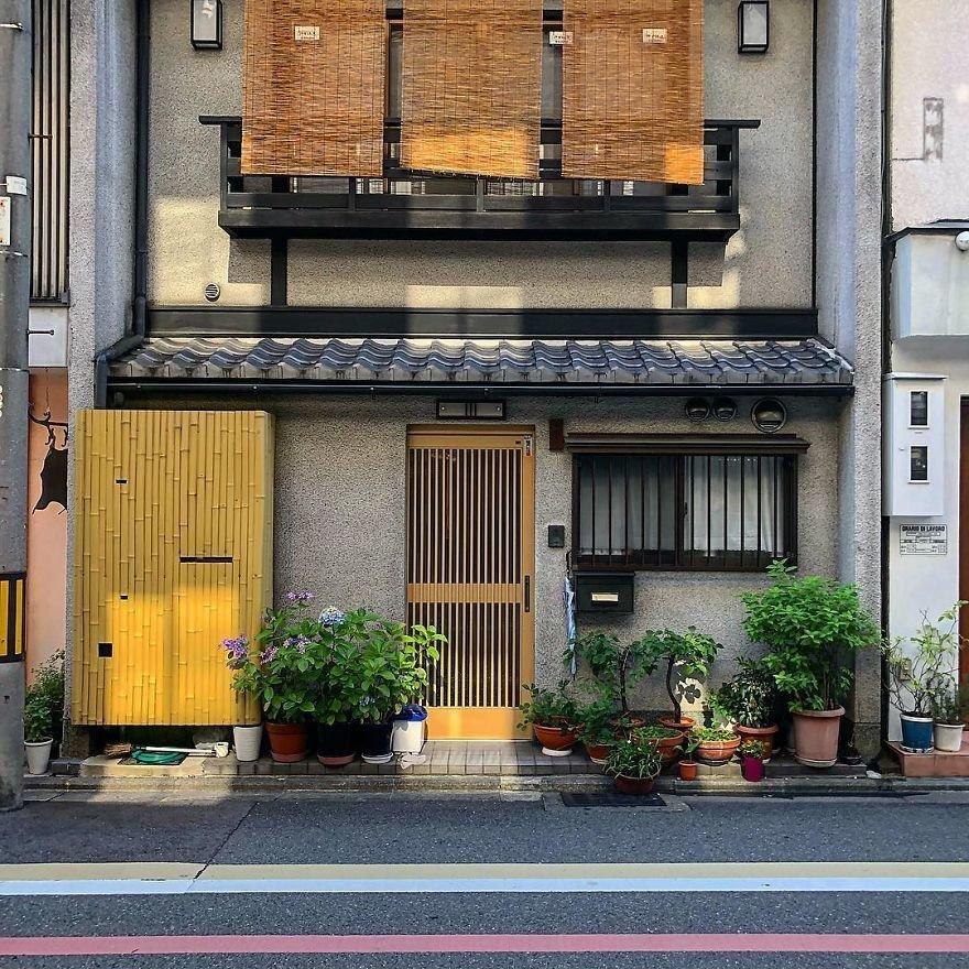 Красота города Киото в работах Джона Эйнарсена