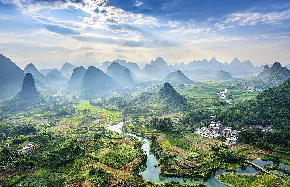 Красота Китая в захватывающих фотографиях