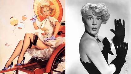 «Oooo Face»: как фотографировались в 1950-х годах