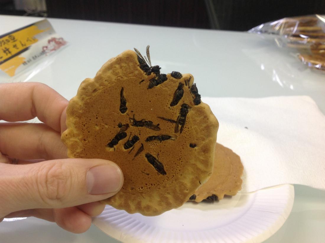 Wasp Crackers (Япония)