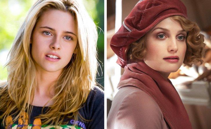 Мало кто знает, что роль красавицы Куинни Голдштейн могла отойти таким красоткам, как Кристен Стюарт, Сирша Ронан, Дакота Фэннинг или Лили Симмонс.