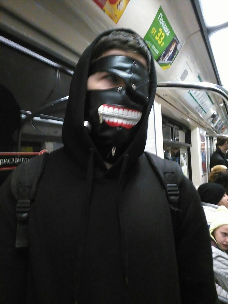 Модники подземки: кого можно встретить в метро