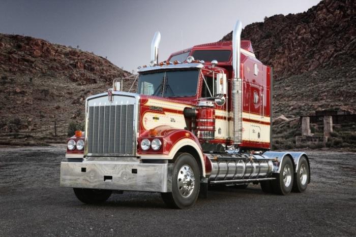 Самые популярные грузовики в Америке: сила и мощь