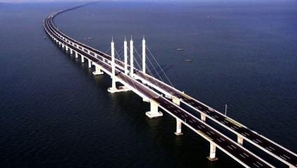 Стальные гиганты: самые длинные мосты