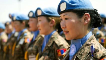 Монгольские женщины: такие похожие, но всё же разные