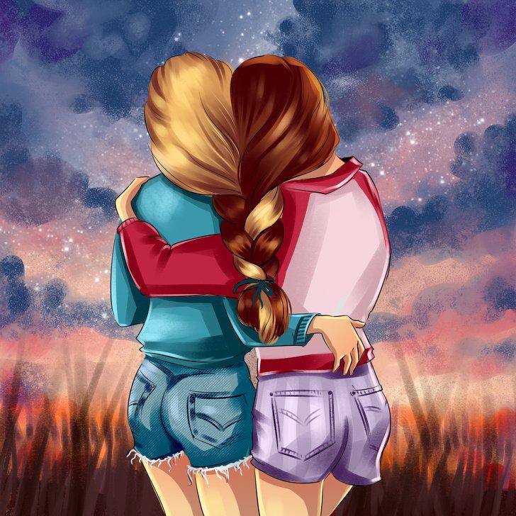 10признаков_ покоторым можно выявить настоящую подругу. Если увас 10из10_ товам сказочно повезло (8)