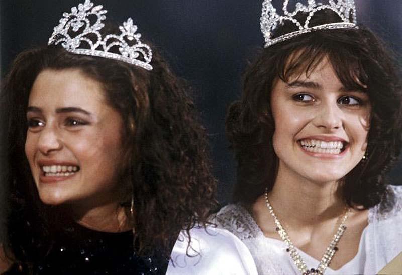 Фотографии с первого конкурса красоты в СССР