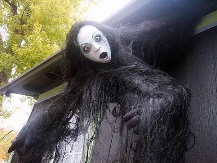К Хэллоуину готов: самые жуткие дом