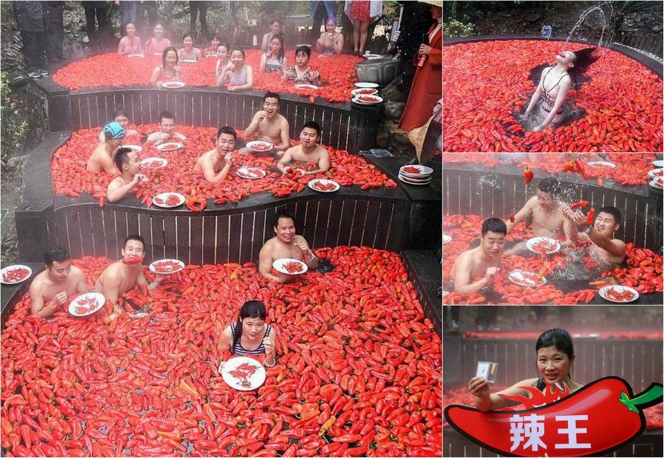 20_летняя китаянка победила в конкурсе по поеданию жгучего перца (1)