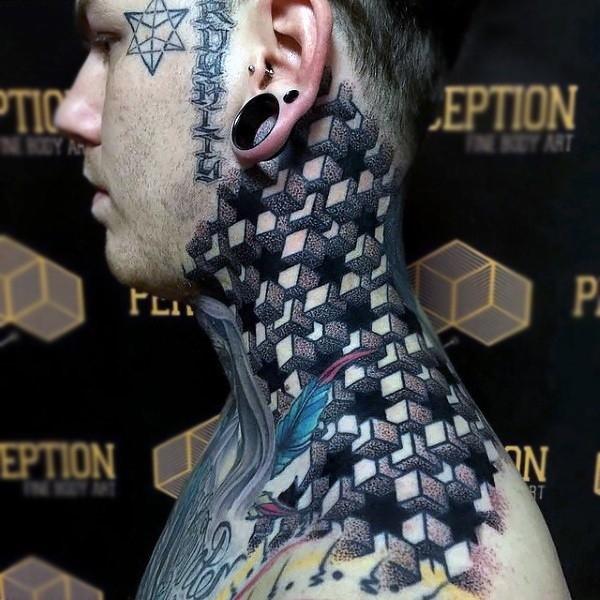 3D_татуировки и оптические иллюзии на коже (13)