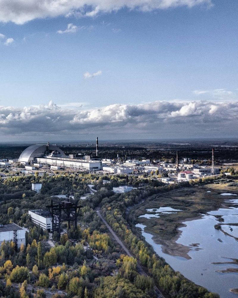 Чернобыльская зона отчуждения и другие интересные места на фото Джеффри Гарриока (4)