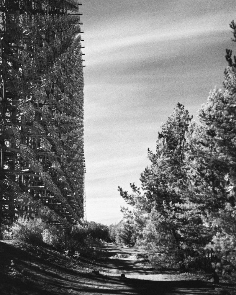 Чернобыльская зона отчуждения и другие интересные места на фото Джеффри Гарриока (6)