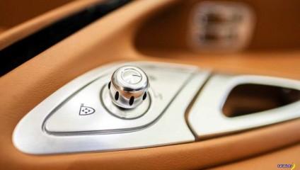 Новый салон для Bugatti Veyron: не меняем машину, а обновляем
