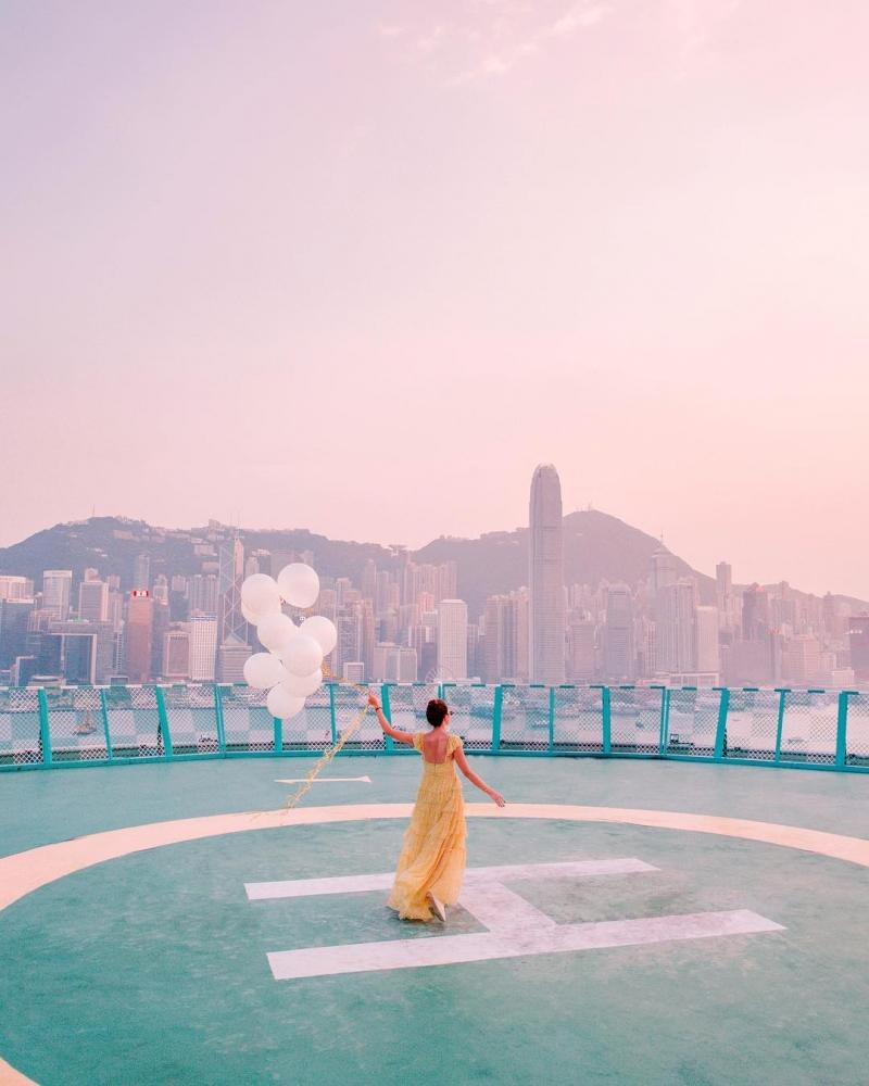 Гонконг на фотографиях Виктора Ченга (10)
