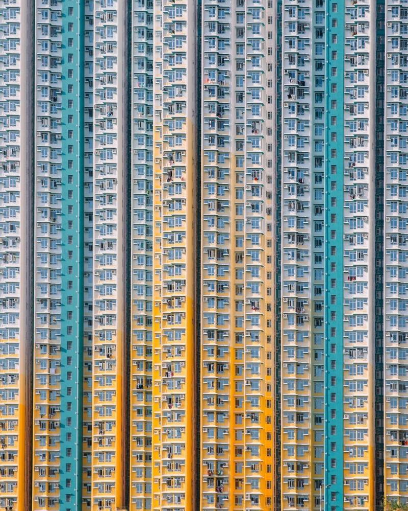 Гонконг на фотографиях Виктора Ченга (14)