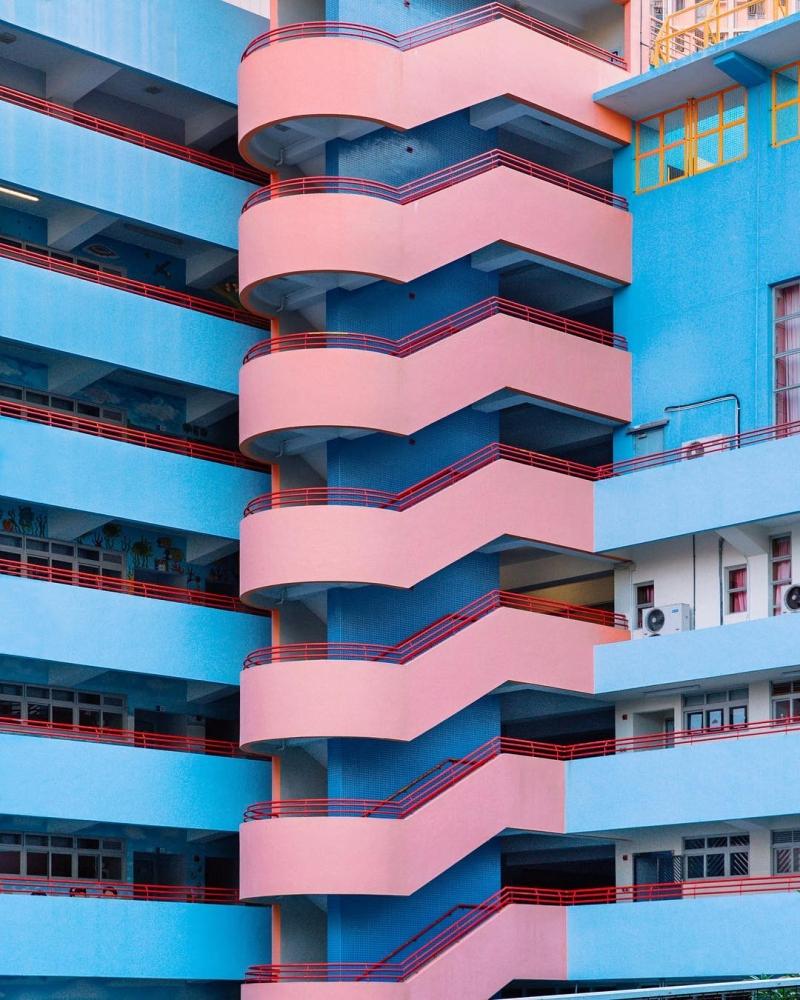 Гонконг на фотографиях Виктора Ченга (5)