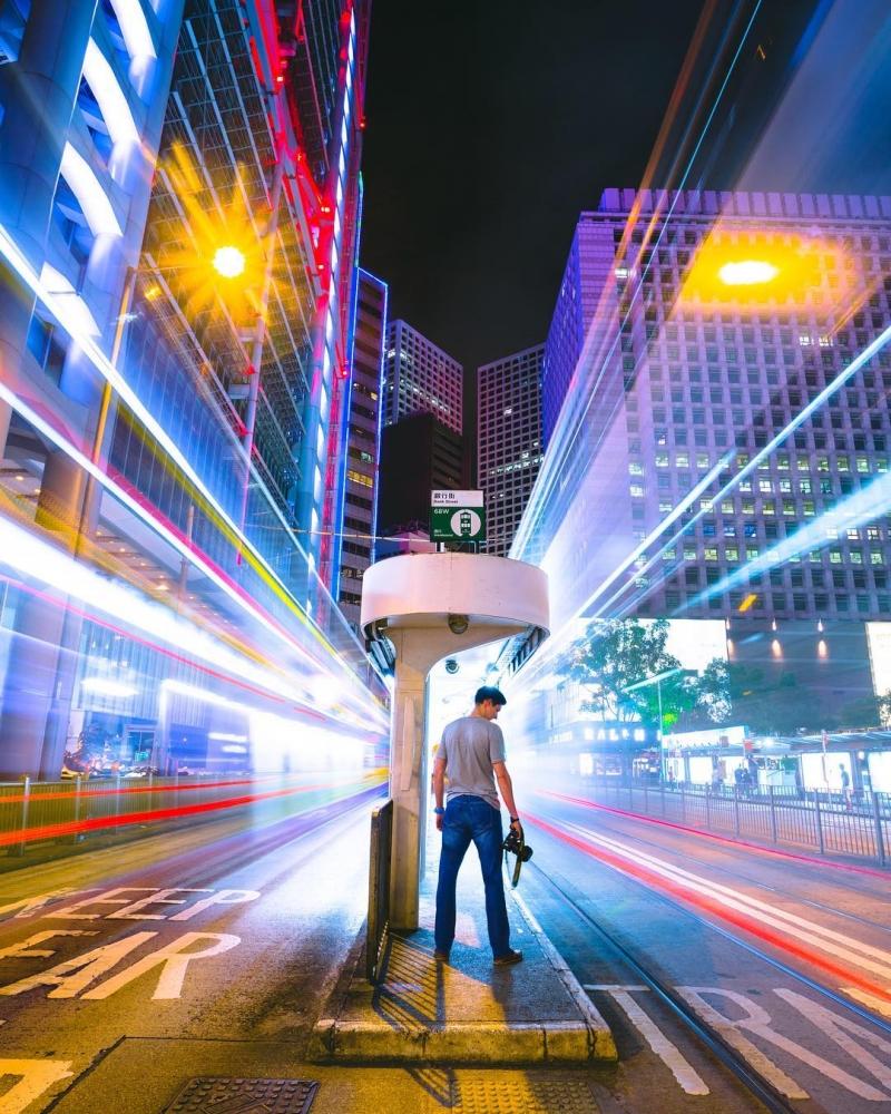 Гонконг на фотографиях Виктора Ченга (9)
