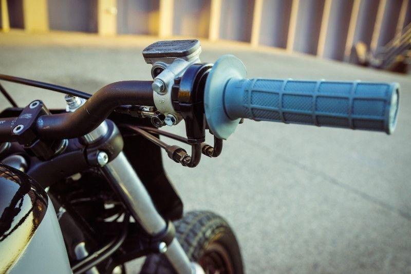 Gunn Design_ трекер Harley_Davidson Sportster Super Hooligan_14 фото _ 1 видео_ (9)