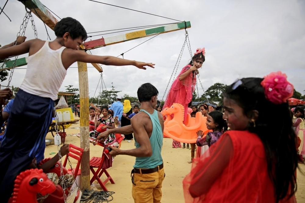 Интересные кадры из Бангладеш (12)