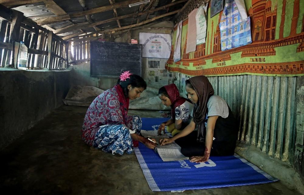 Интересные кадры из Бангладеш (14)
