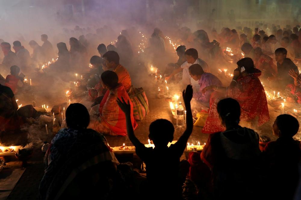 Интересные кадры из Бангладеш (8)