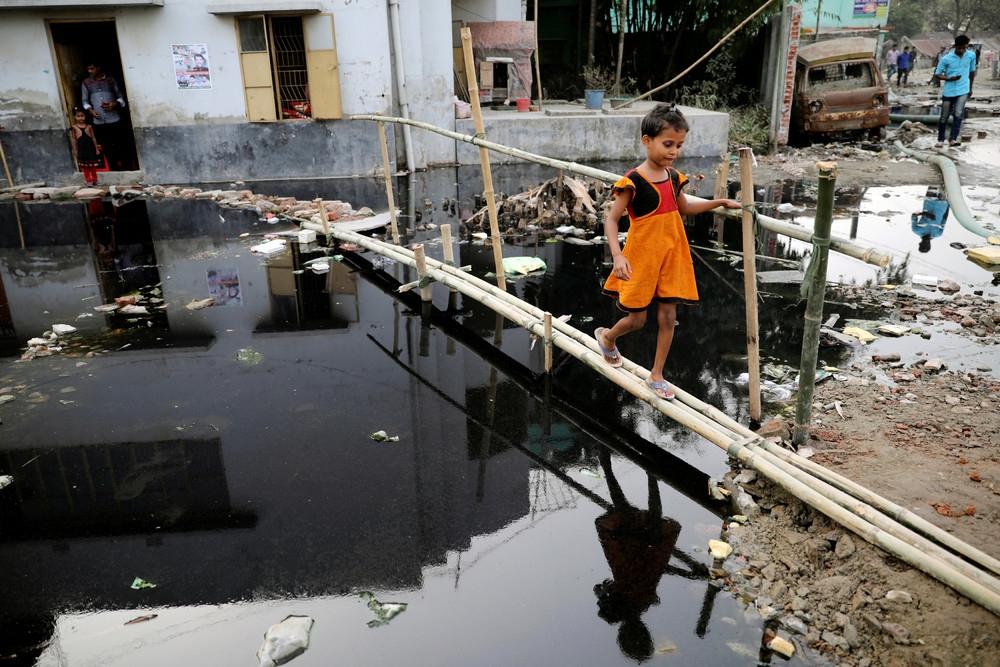 Интересные кадры из Бангладеш (9)