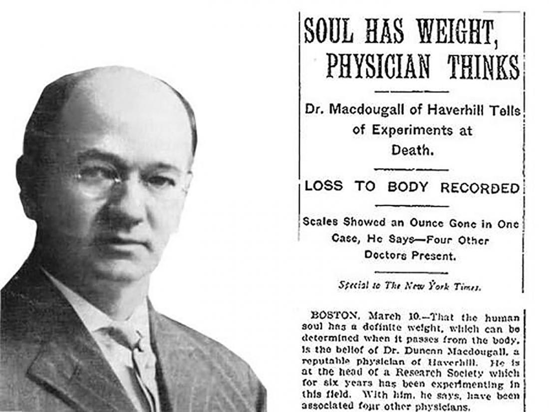 История эксперимента_ в ходе которого был найден вес души (1)