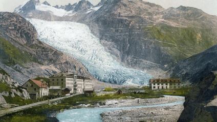 Швейцарские Альпы теряют туристов из-за глобального потепления: закрылся старинный горный отель