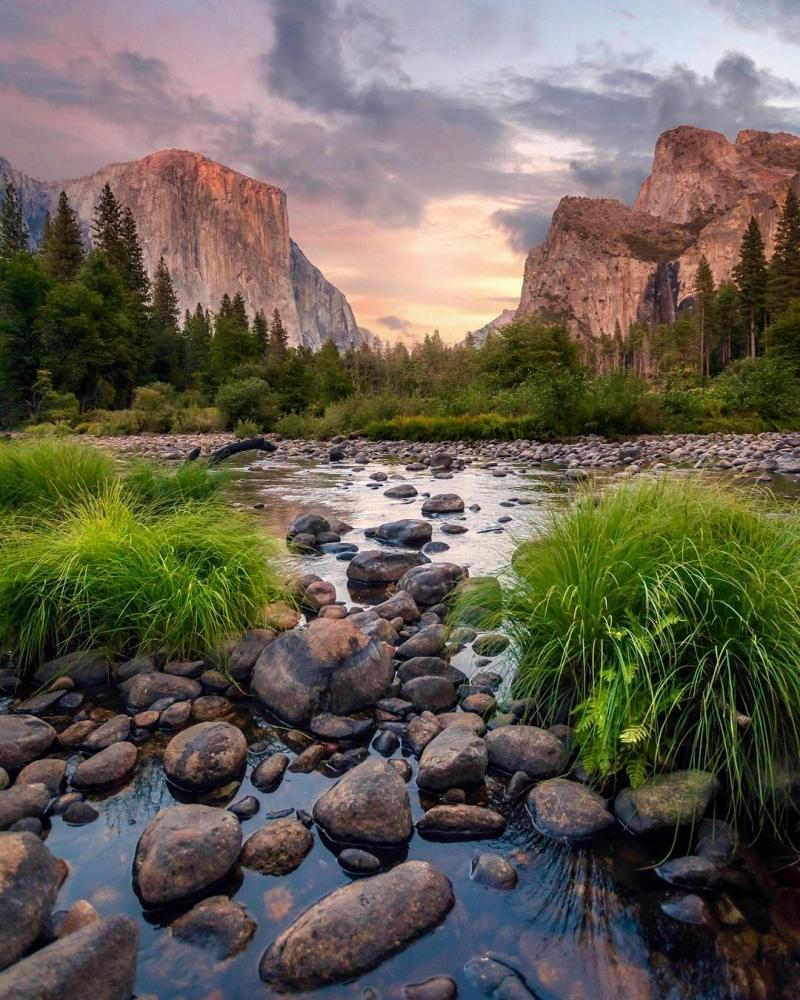 Красивые канадские пейзажи на снимках Робин Лоренсон (1)