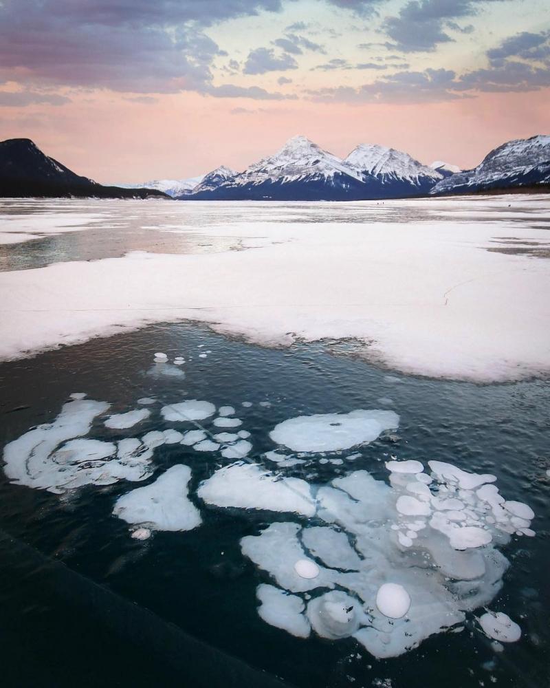 Красивые канадские пейзажи на снимках Робин Лоренсон (10)
