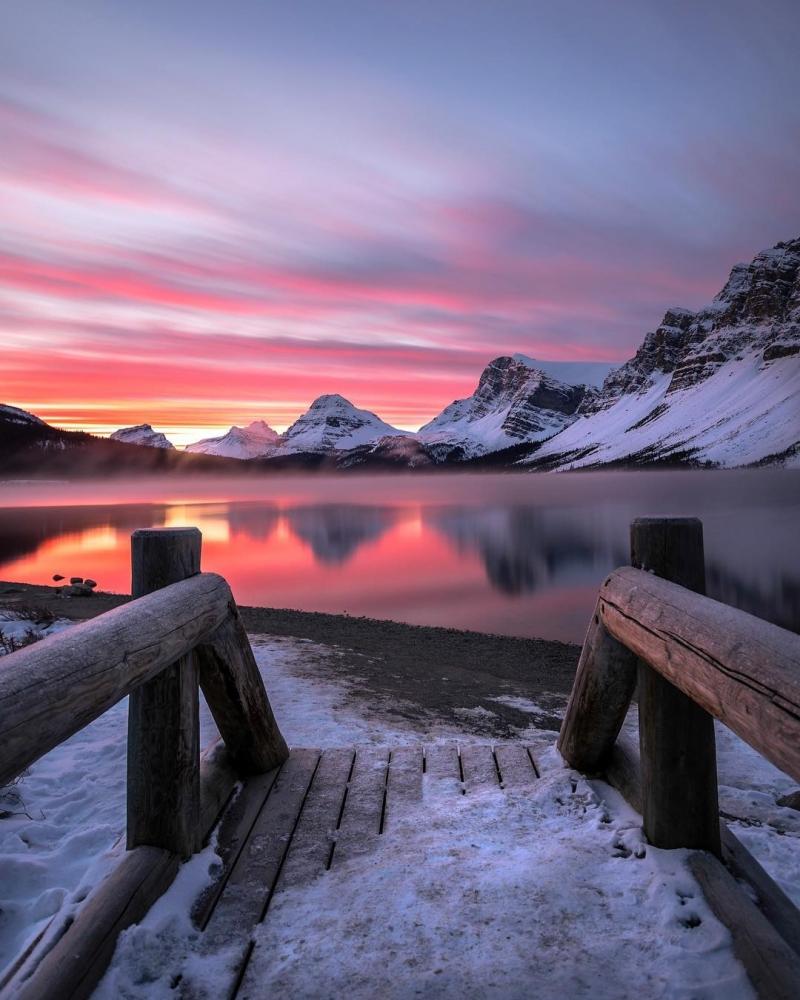 Красивые канадские пейзажи на снимках Робин Лоренсон (2)