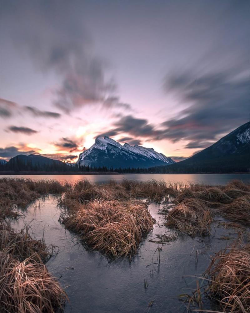 Красивые канадские пейзажи на снимках Робин Лоренсон (3)