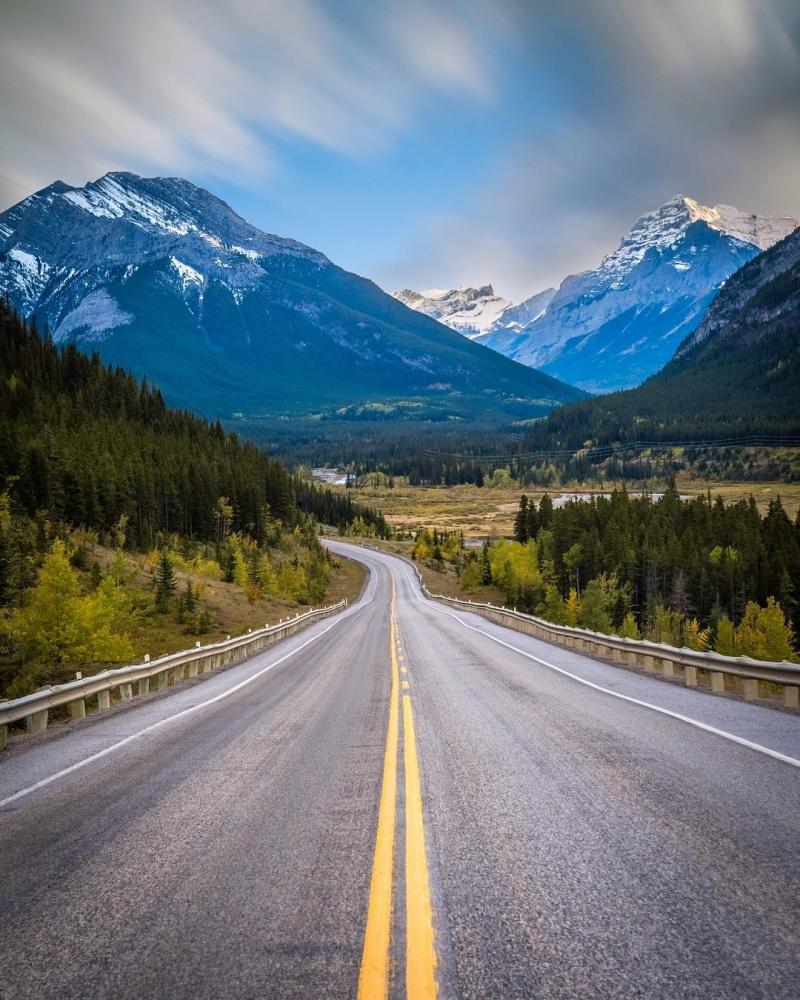 Красивые канадские пейзажи на снимках Робин Лоренсон (5)