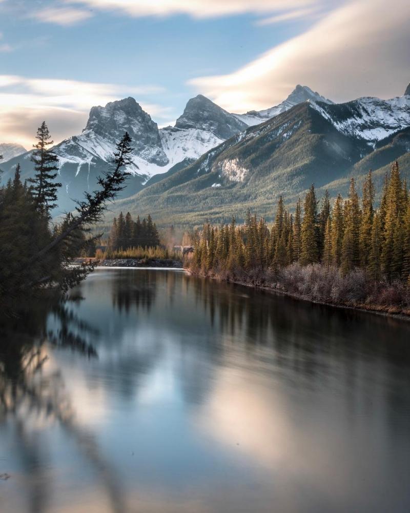 Красивые канадские пейзажи на снимках Робин Лоренсон (7)