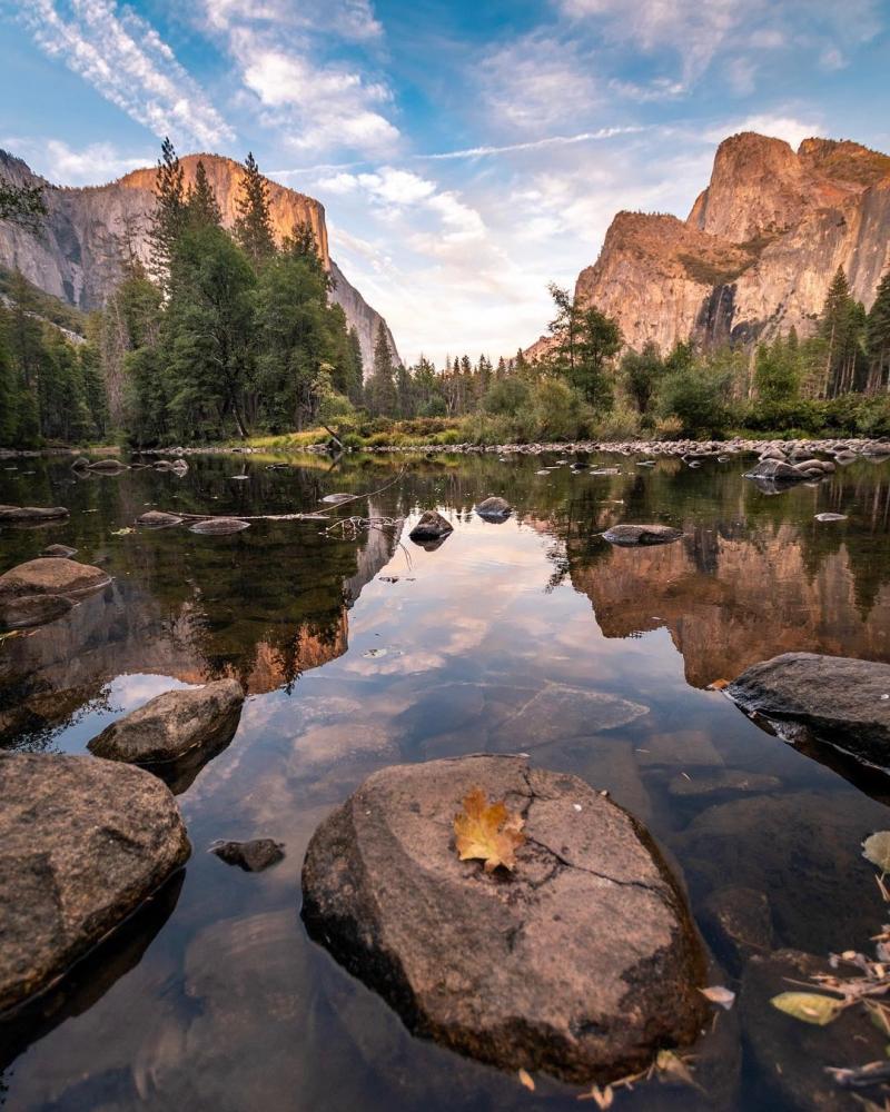 Красивые канадские пейзажи на снимках Робин Лоренсон (9)