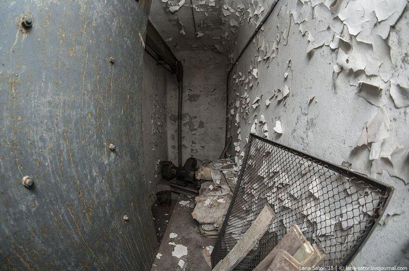 Новый бункер_музей в Москве_ Бывшее секретное хранилище документов Министерства Иностранных Дел_68 фото_ (10)