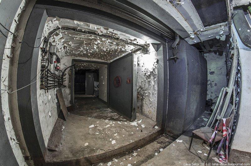 Новый бункер_музей в Москве_ Бывшее секретное хранилище документов Министерства Иностранных Дел_68 фото_ (11)