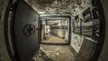 Фоторепортаж из московского бункера: музей в бывшем хранилище секретных документов Министерства Иностранных Дел