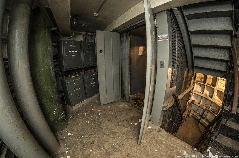 Новый бункер_музей в Москве_ Бывшее секретное хранилище документов Министерства Иностранных Дел_68 фото_ (13)