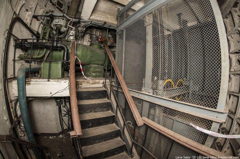 Новый бункер_музей в Москве_ Бывшее секретное хранилище документов Министерства Иностранных Дел_68 фото_ (14)