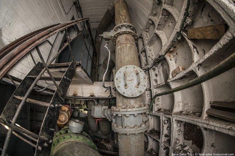 Новый бункер_музей в Москве_ Бывшее секретное хранилище документов Министерства Иностранных Дел_68 фото_ (15)
